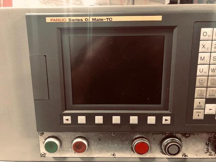 2006 Leadwell T-5 CNC Lathe