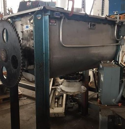 Used 20 CU. FT. YOUNG RIBBON BLENDER – S/S