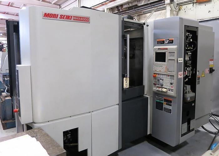 Used 2012 MORI SEIKI NHX4000