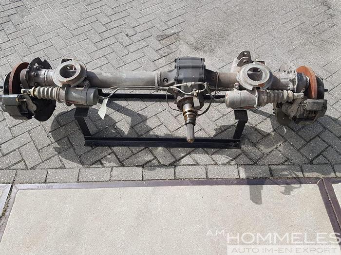 Used Unimog 435 rear axle