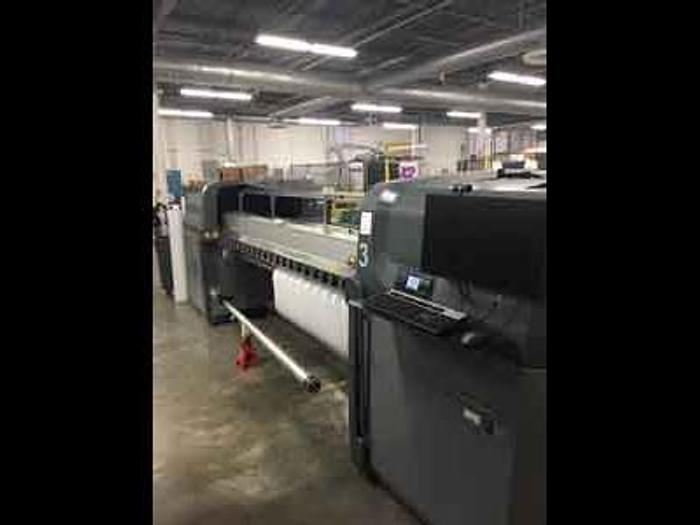 Used 2012 HP Scitex LX 600   Q6704A