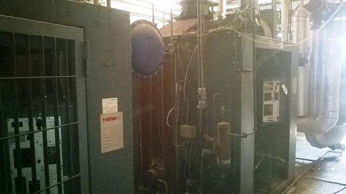 Used BOILER THERMA DTO 2000