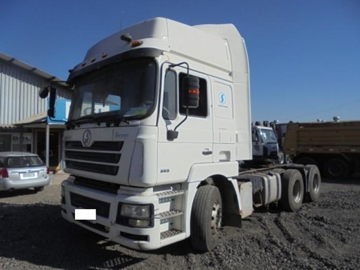 2015 SHACMAN SX3339
