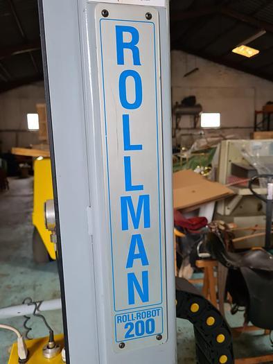 Used 1998 Hauerslev Rollman Roll-Robot 200