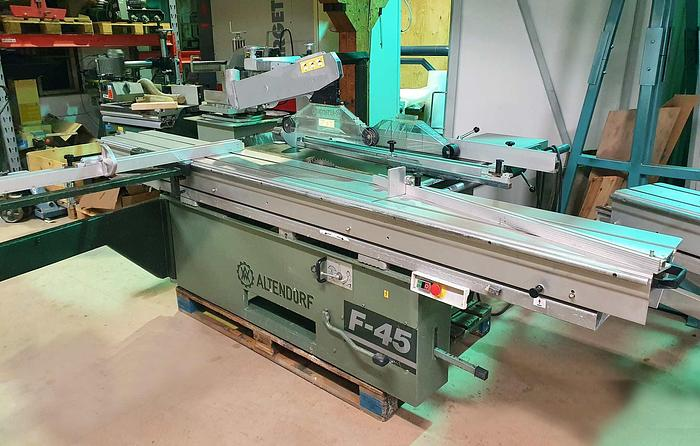Used 1990 ALTENDORF Altendorf format panel saw F 45