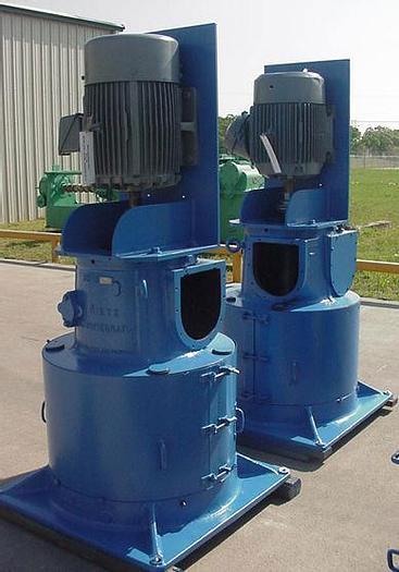 Rietz (Bepex) Disintegrator/ Vertical Hammer Mill