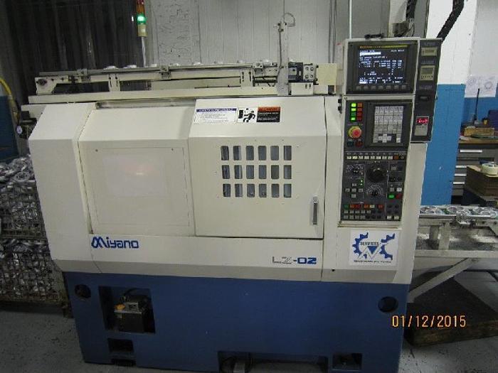 1997 Miyano LZ-02