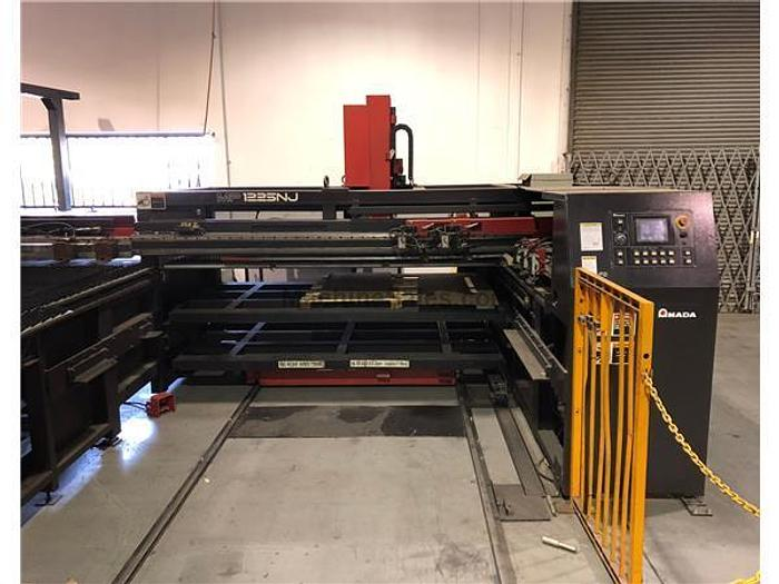 Amada MP-1225NJ Sheet Loader