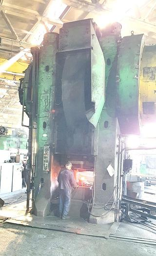Used Eumuco,Germany SP400