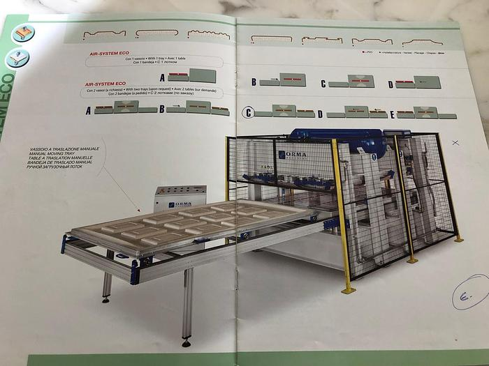 2015 Orma  Air system eco 25/14
