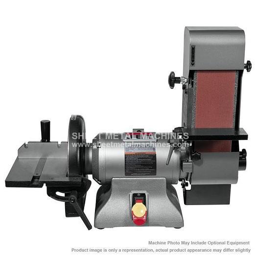 JET IBDG-436 Industrial Belt and Disc Grinder 578634