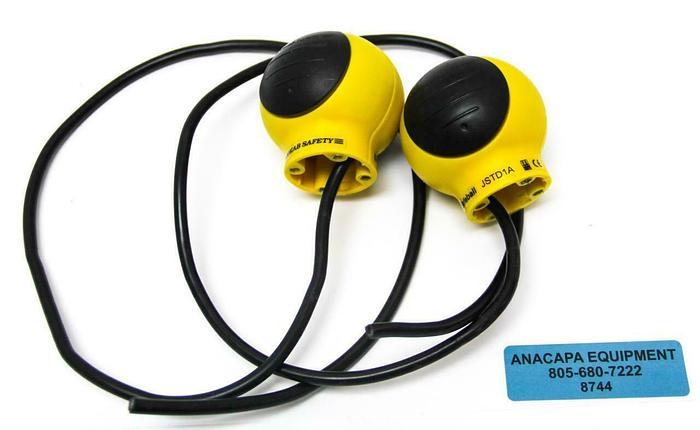 Used Jokab Safety JSTD1A Safeball Spherical Safety Switch Lot of 2 (8744)W