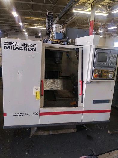 Used 1994 CINCINNATI MILACRON ARROW 500