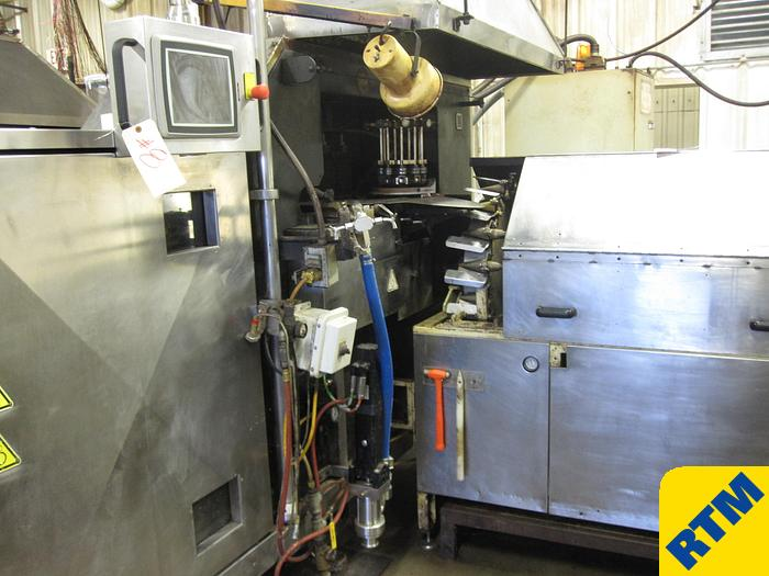 Used (5) Rolled Wafer Cone Ovens