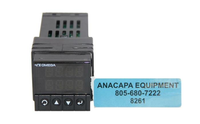Used Omega CNi16D33-EIT Temperature and Process Controllers, 90-240V~ 50-400Hz(8261)W