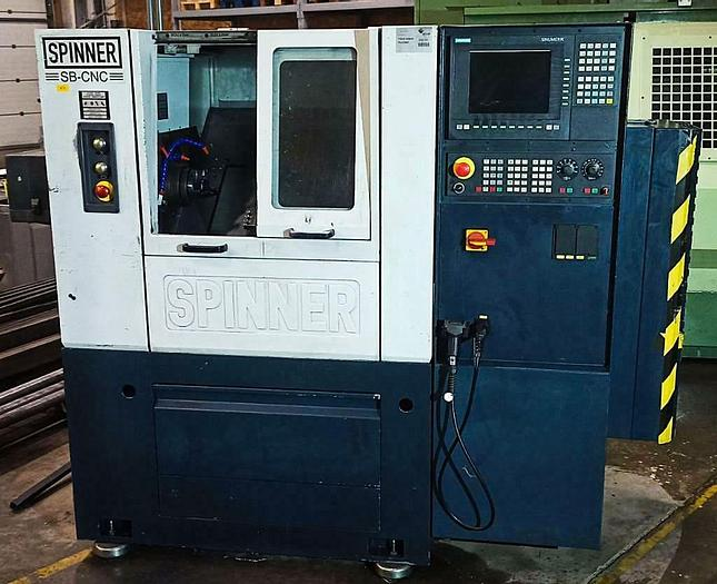 Used Spinner SB CNC