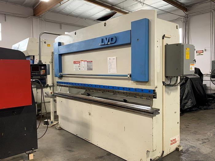 1997 150 Ton x10' LVD CNC Hydraulic Press Brake