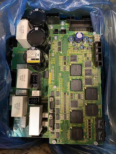 FANUC SERVO APLIFIER A06B-6400-H102
