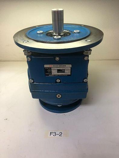 Used DB David Brown Textron Power Transmission Ratio 16:1 M042216NANR6*F