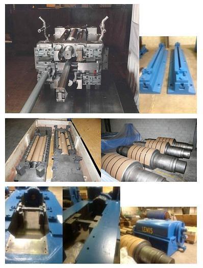 "Used 32"" Z-Hi Sendzimir 67-32 Reversing Cold Rolling Mill: RM-449"