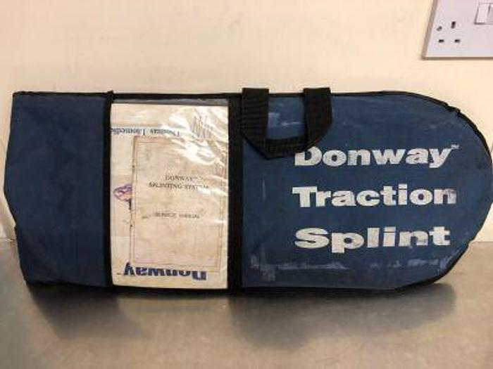 Splint Traction Donway Adult in Case