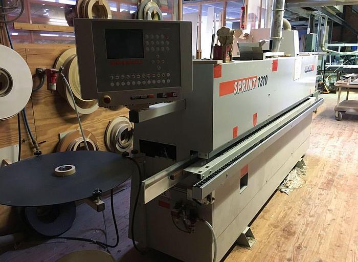 Used Holzher Sprint 1310-1 - CNC machine Edgebanding - 2007
