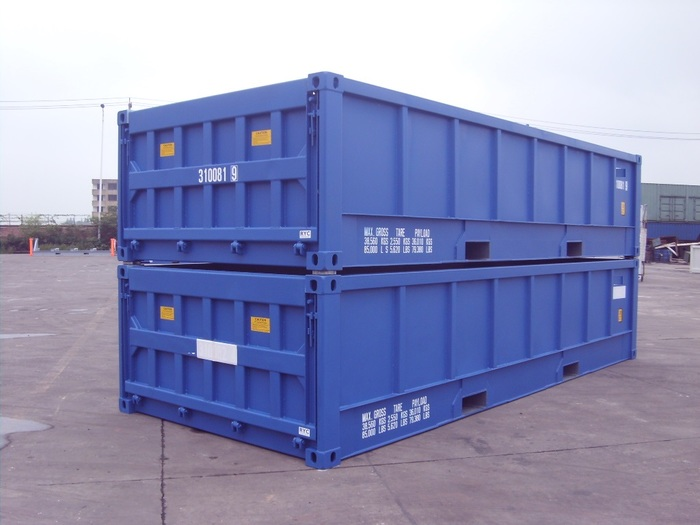 """20 'Container 4'3 """"BIN"""