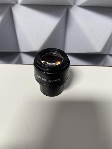 Used Nikon CFI 10X/22 Microscope Eyepiece