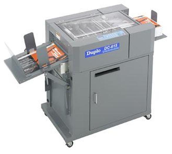 DUPLO DC-615 Slitter/Cutter/Creaser