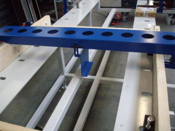 Window Assembly Table
