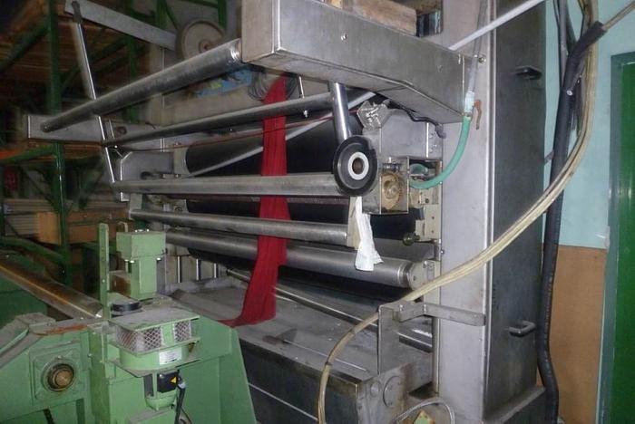 Used SQUEEZING IMPREGNATION PADDER 1991 BETA 2150 mm