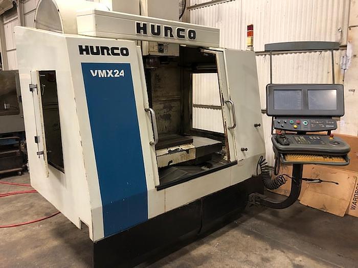 Used 2004 Hurco VMX-24