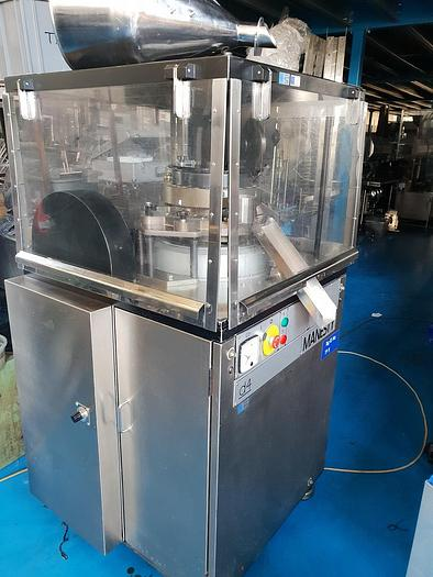 Used Manesty D4 Tablet Press