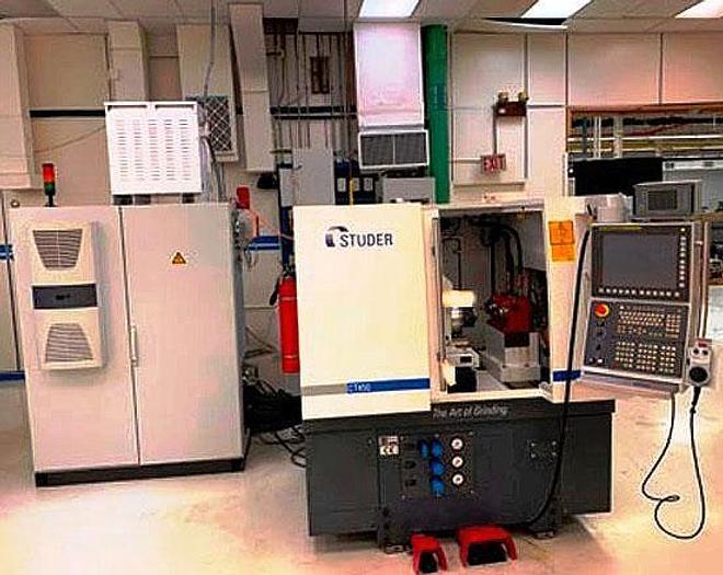 Used 2015 Studer Super Precision CT-450