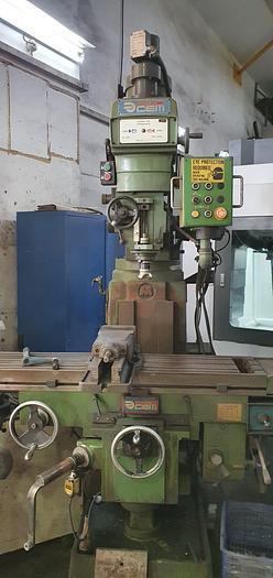 Used PHOEBUS 5HP MILLING MACHINE
