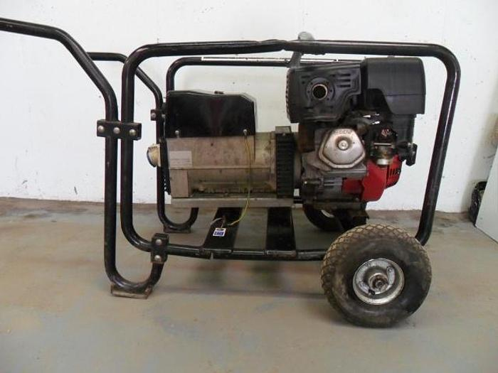 Honda Petrol Power Washer GX380