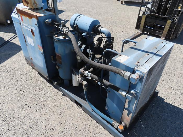 Grimmer-Schmidt 50 Hp. Air Compressor
