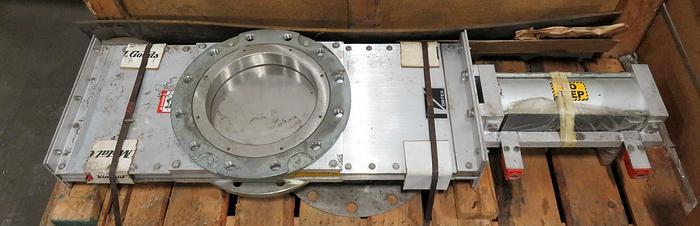 VORTEX F 10-AP QUANTUM ORIFICE GATE VALVE