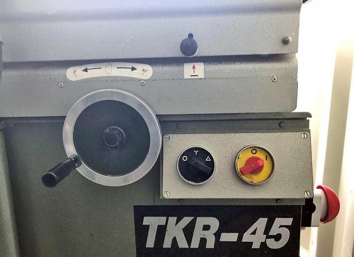 Used 1988 ALTENDORF Altendorf format panel saw TKR 45