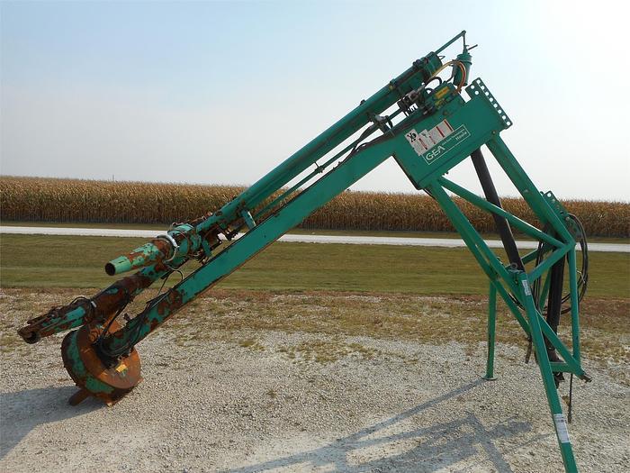 Used GEA SP-3B-9 Manure Pump