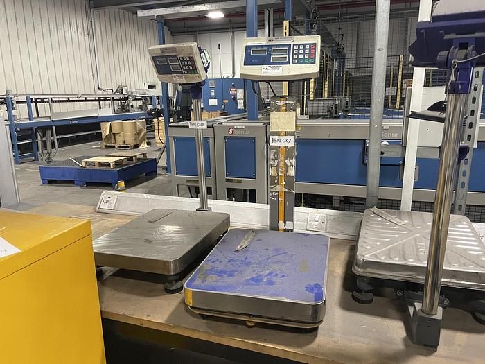Used ADF 25AC Scale