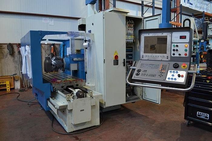 Refurbished Refurbished 2001 Correa CF17D Bed Type Milling Machine