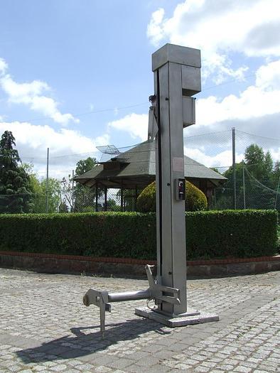 Używane Słup załadowczy wózków Cimber  l - śrubowy