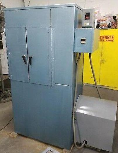 Used Electric Hot Air Drying Oven 240F Max Temp Fast Heat Recovery