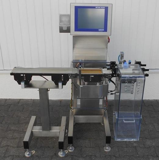 Used R 14807 D - Checkweigher GARVENS S 2 - 300 g