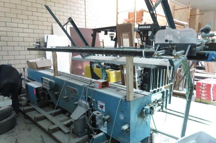 Norfield Magnum Door Machine – Rebuilt and Warrantied, Upgraded to handle 10′ Doors
