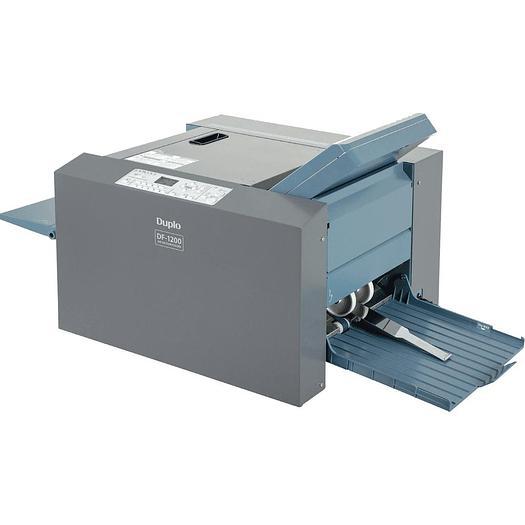 Duplo DF-1200 A3 Automatic Suction-fed Folding Machine