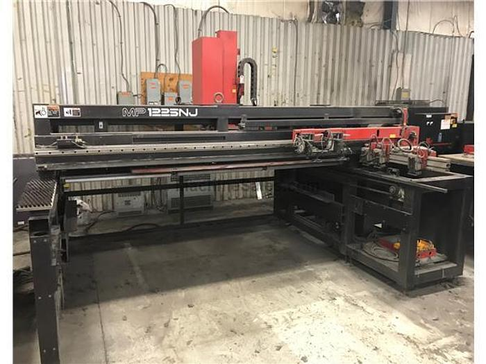 2003 2003 Amada MP-1225NJ Sheet Loader
