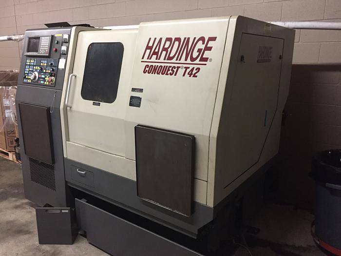 1993 Hardinge Conquest T-42