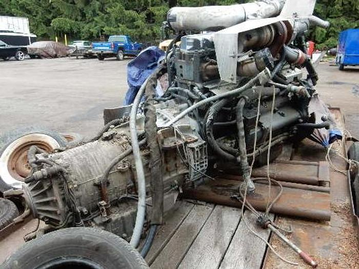 Used 2006 Mack AI-300A ASET Engine ONLY